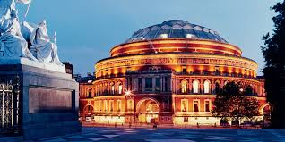 UK's Royal Albert Hall