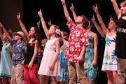 Kids performing arts